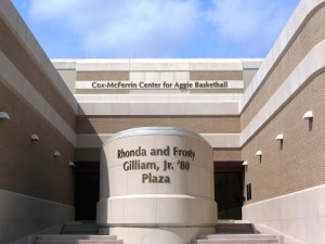 Cox-McFerrin Center for Aggie Basketball - Reed Arena Expansion