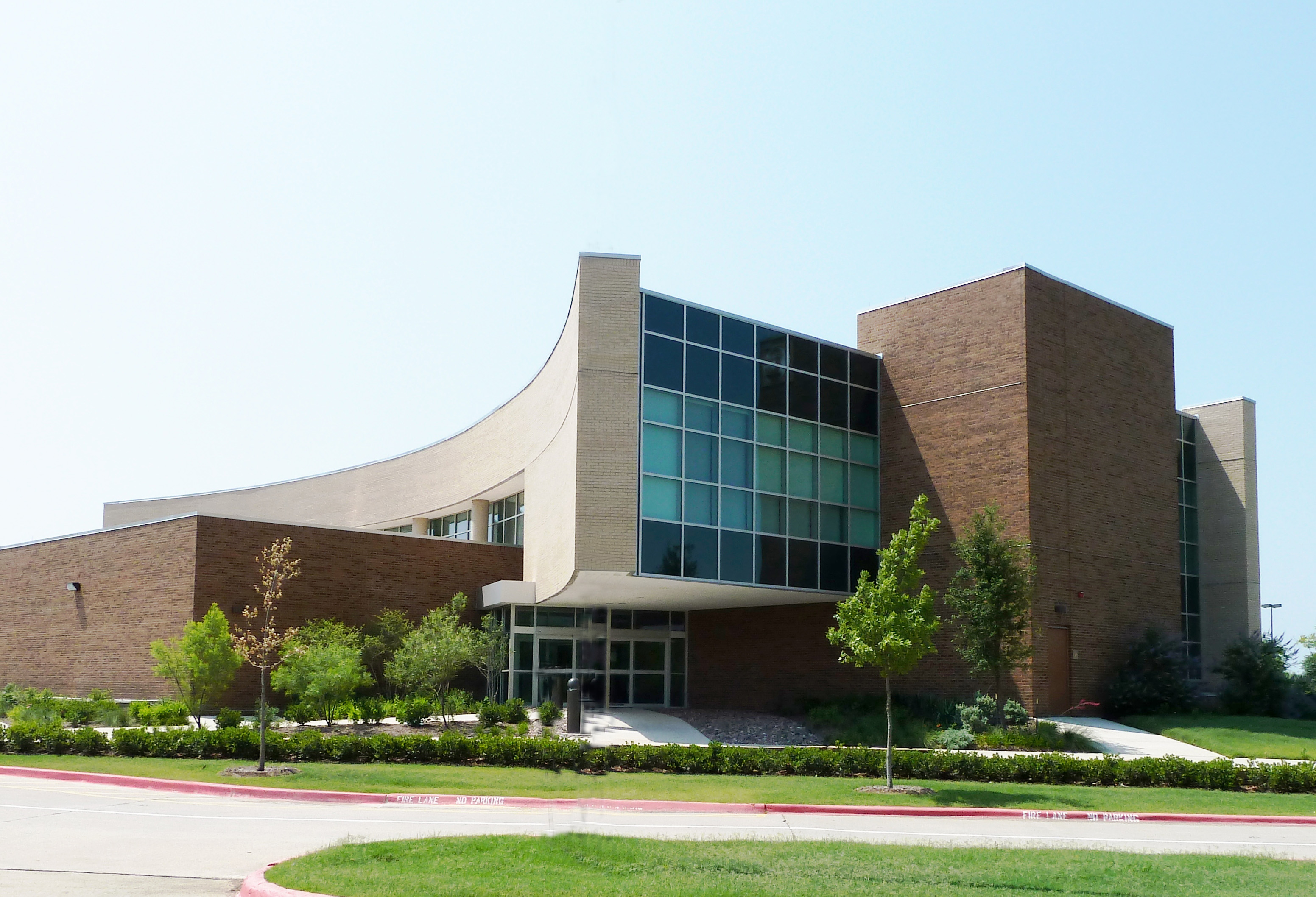 garland isd technology building relationship