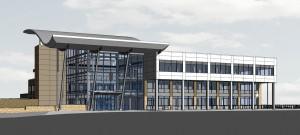 Meacham Terminal Building